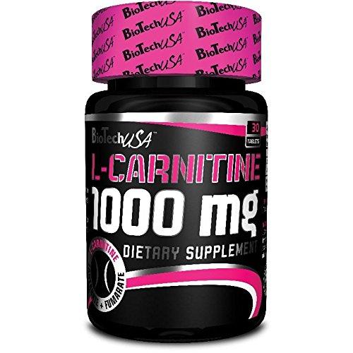 biotech-usa-14001020000-l-carnitine-1000-mg-108-g