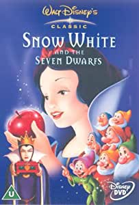 Snow White And The Seven Dwarfs [1937] [DVD] [1938]
