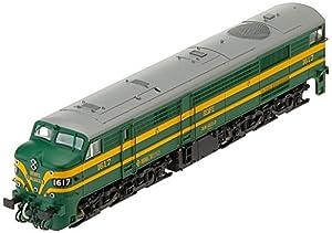 Electrotren- Juguete de modelismo ferroviario, Color (Hornby E2413D)