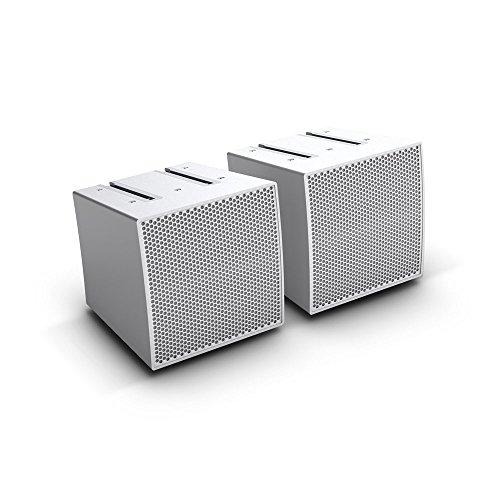 'LD Systems ldcurv500s2Black Loudspeaker-Loudspeakers (Universal, 2-Way, Floor, Tabletop/Bookshelf, Wall-Mountable, Satellite, 2.54cm (1