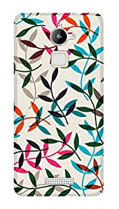 SWAG my CASE PRINTED BACK COVER FOR COOLPAD NOTE 3 LITE Multicolor