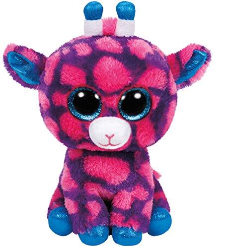 """Beanie Boo Giraffe - Sky High - Pink - 40cm 16"""""""