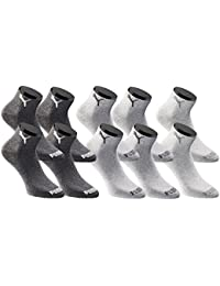 Puma Quarters Socken Sportsocken 10-Paar-Pack Unisex - Special Edition