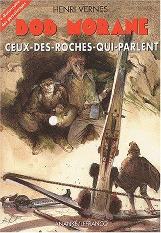 Bob Morane : Ceux-des-roches-qui-parlent par Henri Vernes