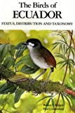 Front cover for the book The Birds of Ecuador, Vol. 1: Status, Distribution, and Taxonomy by Robert S. Ridgely