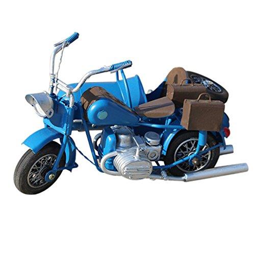 LOVIVER Tabla De Una Sola Velocidad Moto Ciclo De Motor Estatuilla Orn