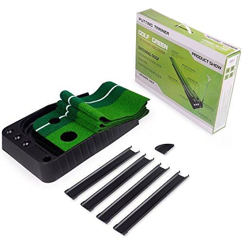 Cadmus Golf Entrainement, Tapis de Putting (300*30cm, in_Outdoor) GPE01