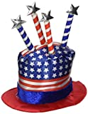 Best Beistle uncle - Beistle 60288 Uncle Sam Hat Hair Clip Review