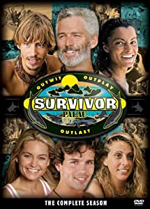Survivor: Palau - The Complete Season [DVD] [2005] [Region 1] [US Import] [NTSC]