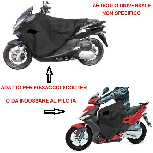Compatible con per Moto Morini Cubierta Impermeable Manta TÉRMICA para Scooter Y...