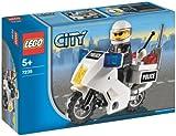 LEGO City 7235 - Polizeimotorrad - LEGO