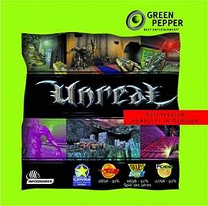 Unreal (Jewelcase) (GreenPepper)