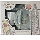 Disney Christopher Robin - Vajilla de cinco piezas