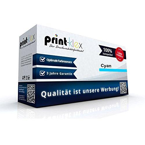 Preisvergleich Produktbild Print-Klex Kompatible Tintenpatrone für HP OfficeJet6900Series OfficeJet6950 T6M03AE 903XL 903 XL Cyan Blau - Office Line Serie