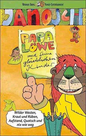 Janosch - Papa Löwe und seine glücklichen Kinder