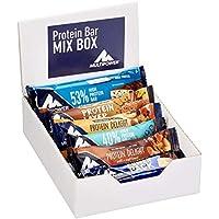 Multipower Protein Bar Mix Box – Gemischte Eiweißriegel Box (12 Stück / 495g) - Proteinriegel in unterschiedlichen... preisvergleich bei fajdalomcsillapitas.eu