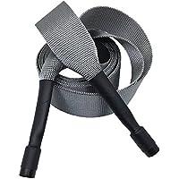 Black Temptation Cordones de tapicería de cordón de la Cintura con cordón de la Ropa, T2