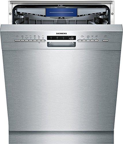 Siemens SN436S00ME iQ300 Unterbauspüler / 1.7 cm / A++ / 266 kWh/Jahr / 2660 L/Jahr / varioSchublade / edelstahl