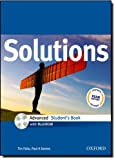 Solutions. Advanced. Student's book. Per le Scuole superiori. Con Multi-ROM. Con espansione online