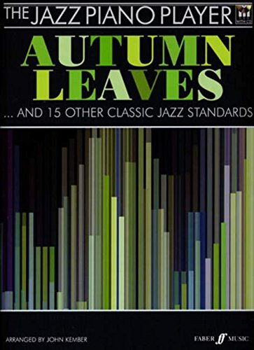 The Autumn Leaves: (piano/CD) (Jazz Piano Player)