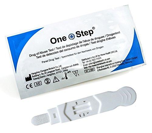 Drogentest Speichel Multi 3 Teststab, 2 Stück - THC (Marihuana) - Kokain - Opiate