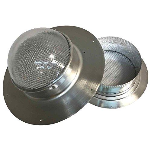 Solar lightblaster für geschuppt Schuppen (Solar Tube Skylight für Schuppen Anwendungen) (Skylight Tube)