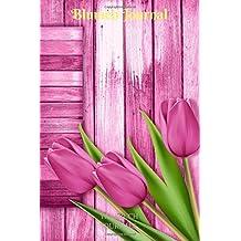 Blumen Journal: Notizbuch, Linierte Seiten, 6x9 Inch, Blumen