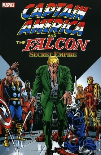 Captain America & The Falcon: Secret Empire TPB