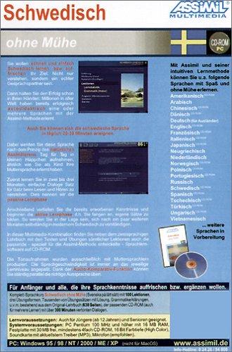 ASSiMiL Selbstlernkurs für Deutsche: Schwedisch ohne Mühe. Multimedia-PC. Lehrbuch + CD-ROM