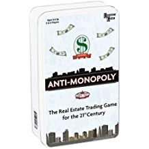Anti Monopoly Travel Version by Paul Lamond Games