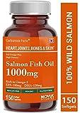 Carbamide Forte Salmon Fish Oil 1000mg Capsule for Men & for Women