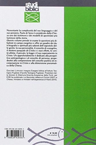 # Introduzione a Paolo. Profilo biografico e teologico italiano libri