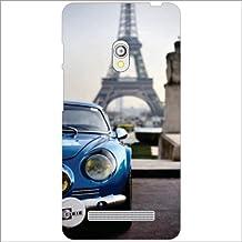 Asus Zenfone 5 Back Cover (Printland)
