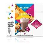 Café Royal Kids Chocolate Neue Generation, 48 kompatible Kapseln für Nescafé Dolce Gusto, 3er Pack (3 x 16 Kapseln)