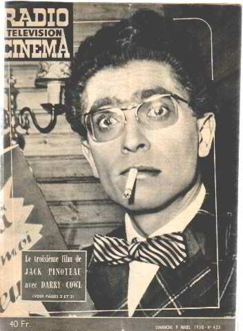 Revue radio cinema television n°425