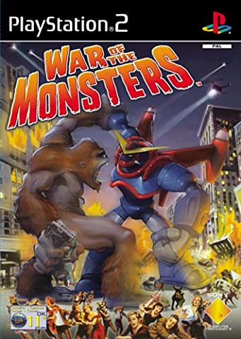 War of the Monsters (PS2) [import anglais]