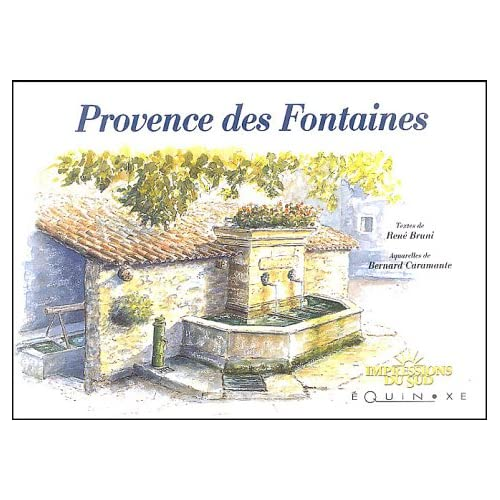 Provence des fontaines