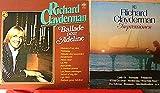 Richard CLAYDERMAN 2-LP-Paket ** Ballade Pour Adeline * Impressionen ** 30 teilw. seltene Titel ** beide LP's gut-s.gut MehrKauf ** Porto-Erstattung bei Abholung PLZ 85386