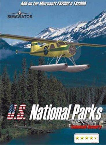 Bigben US National Parks (MS Flugsimulator Add-on)