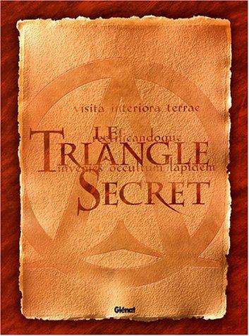 Le Triangle secret, tomes 4 à 7 (Coffret)