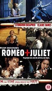 William Shakespeares Romeo & Juliet [UK-Import] [VHS]