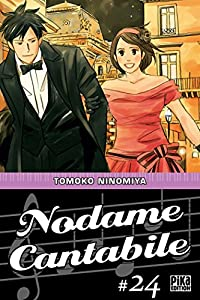 Nodame Cantabile Edition simple Tome 24