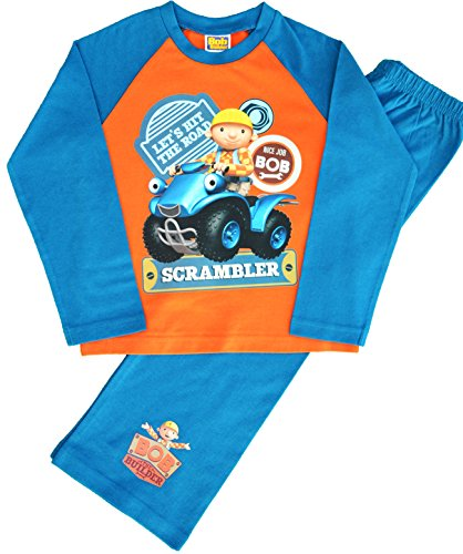 bob-the-builder-jungen-schlafanzug-orange-orange