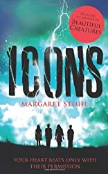 Icons (Icons 1) by Margaret Stohl (2013-05-09)