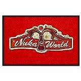Fallout Doormat 'Nuka World'