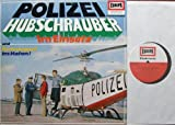 Kriminalspiel POLIZEI HUBSCHRAUBER im Einsatz und Schmuggel im Hafen / Neuaufnahmen März 1967 / Bildhülle EUROPA # E 219 / 12