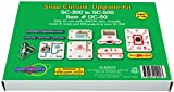 """Snap Circuits """"SC-300 to SC-500"""" Upgrade Kit (Multi-Color)"""