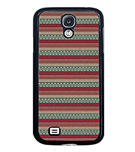 Fuson Classic Tribal Designer Back Case Cover for Samsung Galaxy S4 Mini I9195I :: Samsung I9190 Galaxy S4 Mini :: Samsung I9190 Galaxy S Iv Mini :: Samsung I9190 Galaxy S4 Mini Duos :: Samsung Galaxy S4 Mini Plus (Ethnic Pattern Patterns Floral Decorative Abstact Love Lovely Beauty)