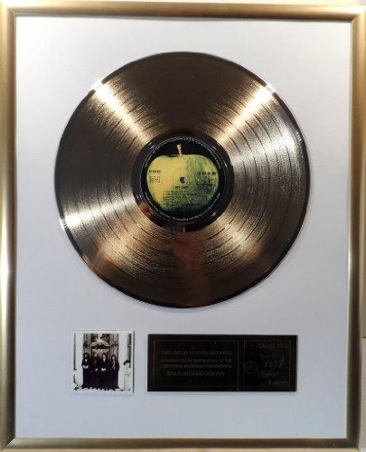 The Beatles Hey Jude goldene Schallplatte gold record