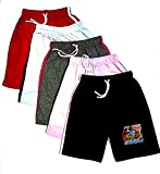 #10: Light Gear Unisex (2 to 12 Years) Bermuda / Boxer Shorts Pack of 5 (9-12 years)